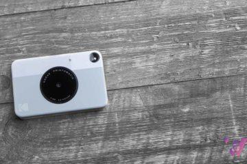Kodak Printomatic: Máy ảnh in nhanh mới cực dể thương
