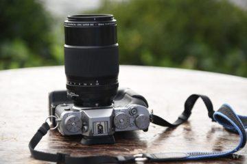 Ấn tượng đầu tiên: Fujifilm 80mm f2.8 R LM OIS WR Macro
