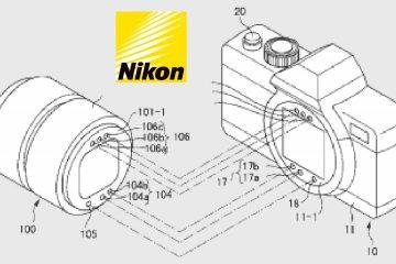 Nikon đăng kí bản quyền ngàm Z-mount cho máy ảnh không gương lật full frame