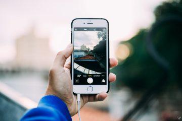 Bạn có biết âm thanh Camera khi chụp của iPhone được thu lại bởi máy ảnh Canon?