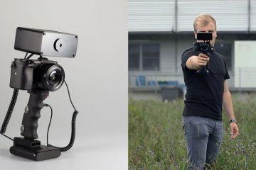 Thiết bị này tích hợp AI để hổ trợ nhiếp ảnh gia tạo ra những bức ảnh đẹp