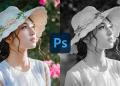 Cách chuyển ảnh sang đen trắng đơn giản trong Photoshop