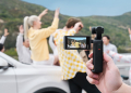 Moza ra mắt máy ảnh 4K bỏ túi có cả màn hình lớn, thách thức DJI Pocket 2
